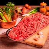Фарш говяжий охлажденный, собственное производство