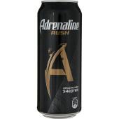 Напиток Adrenalin Rush 0,25л ж/б газ
