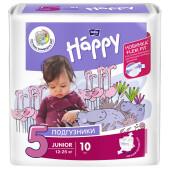 Подгузники Bella Baby Happy 10шт 12-25кг уни юниор