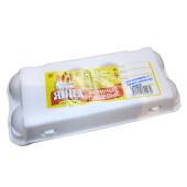 Яйцо куриное 10шт 1с пищевое конт
