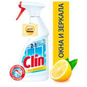Средство для мытья окон и стекол Лимон (500мл)