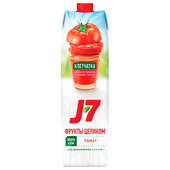 Сок J7 0,97л томатный