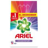 Стиральный порошок Ariel 4,5кг автомат колор де люкс п/п