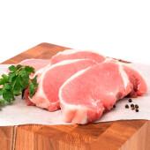 Шницель из свинины полуфабрикат, собственное производство