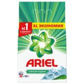 Стиральный порошок Ariel 4,5кг автомат горный родник п/п