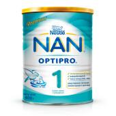 Смесь молочная NAN Optipro-1 премиум с рождения 400г