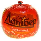 Сыр ламбер 55% сливочный россия