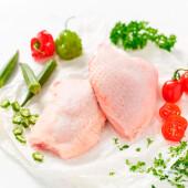 Бедро куриное охлажденное в упаковке, собственное производство