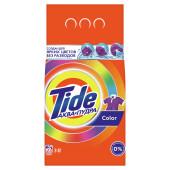 Стиральный порошок Tide 3кг автомат колор п/п