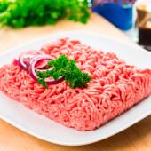 Фарш свино-говяжий домашний охлажденный, собственное производство