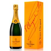 Шампанское вдова клико 0,75л 12% брют п/уп франция