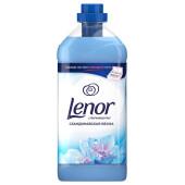 Кондиционер 2л Lenor хлопок скандинавская весна концентрат