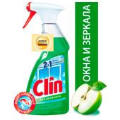 Средство для мытья окон и стекол Яблоко (500мл)