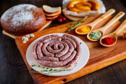 Колбаски Чевапчичи полуфабрикат, собственное производство