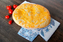 Лепешка Фокачча с сыром 350г, собственное производство