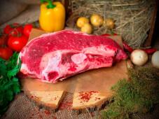 Грудинка говяжья на кости, собственное производство