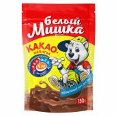 Какао Белый мишка с витаминами 150г