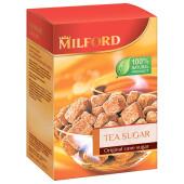 Сахар Milford 300г коричневый тростниковый кусковой