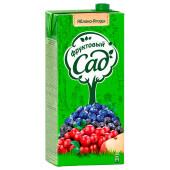 Напиток сокосодержащий Фруктовый сад 1,93л  яблоко ягоды