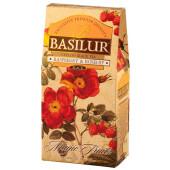 Чай Basilur  100г волшебные фрукты малина и шиповник  м/у