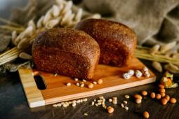 Хлеб Бородино 200г, собственное производство