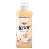 Кондиционер 1л Lenor миндальное масло концентрат