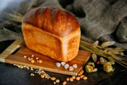 Хлеб Курский 550г, собственное производство