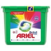 Капсулы для стирки 23шт Ariel Color стайл