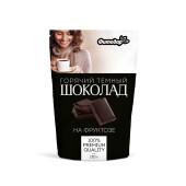 Какао-напиток горячий шоколад темный 170г на фруктозе Фитодар зип муп