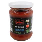 Соус томатный Европа Грузинский с зеленью 280г
