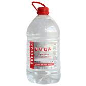 Негазированная питьевая вода Европа 5л