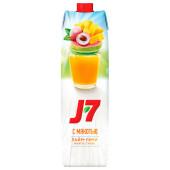Напиток сокосодержащий J7 манго-гуава, лайм-личи 0,97л