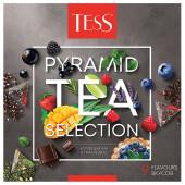 Чай Tess 82г подарочный набор 9 видов чая