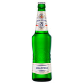 Пиво балтика №0 0,5% 0,47л б/алк светлое ст/б