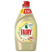 Средство для мытья посуды Fairy 450мл нежные руки ромашка и витамин е