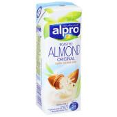 Напиток Almond Alpro миндальный с кальцием и витаминами 250г