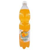 Газированная вода Европа со вкусом апельсина 1,5л