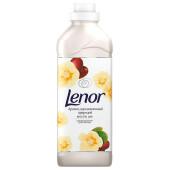 Кондиционер 910мл Lenor масло ши