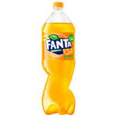 Газированный напиток Fanta 2л апельсин пл/бут