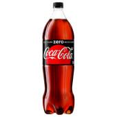 Газированный напиток Coca-Cola Zero 1,5л пл/б