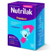 Смесь молочная Nutrilak-1 премиум с рождения 600г