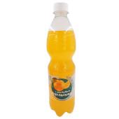 Газированный напиток Европа 0,6л апельсин пл/б