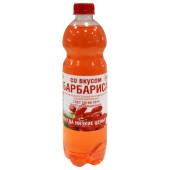 Газированный напиток Европа 0,6л барбарис пэт