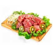 Шашлык из свинины с киви п/ф, собственное производство