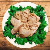 Шашлык куриный в томатно-пряном маринаде полуфабрикат, собственное производство
