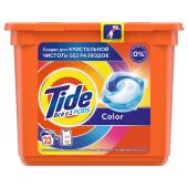 Капсулы для стирки 23шт Tide Color 3в1