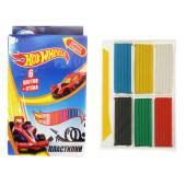 Пластилин 6цв 120гр Centrum Hot Wheels стек 88618
