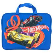 Папка-сумка Centrum Hot Wheels с ручками а4 текстильная 88612