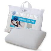 Подушка Save&Soft Plumpy для сна 60*40*14см сумка из нетканного материала