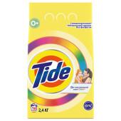 Стиральный порошок Tide 2,4кг детский Колор